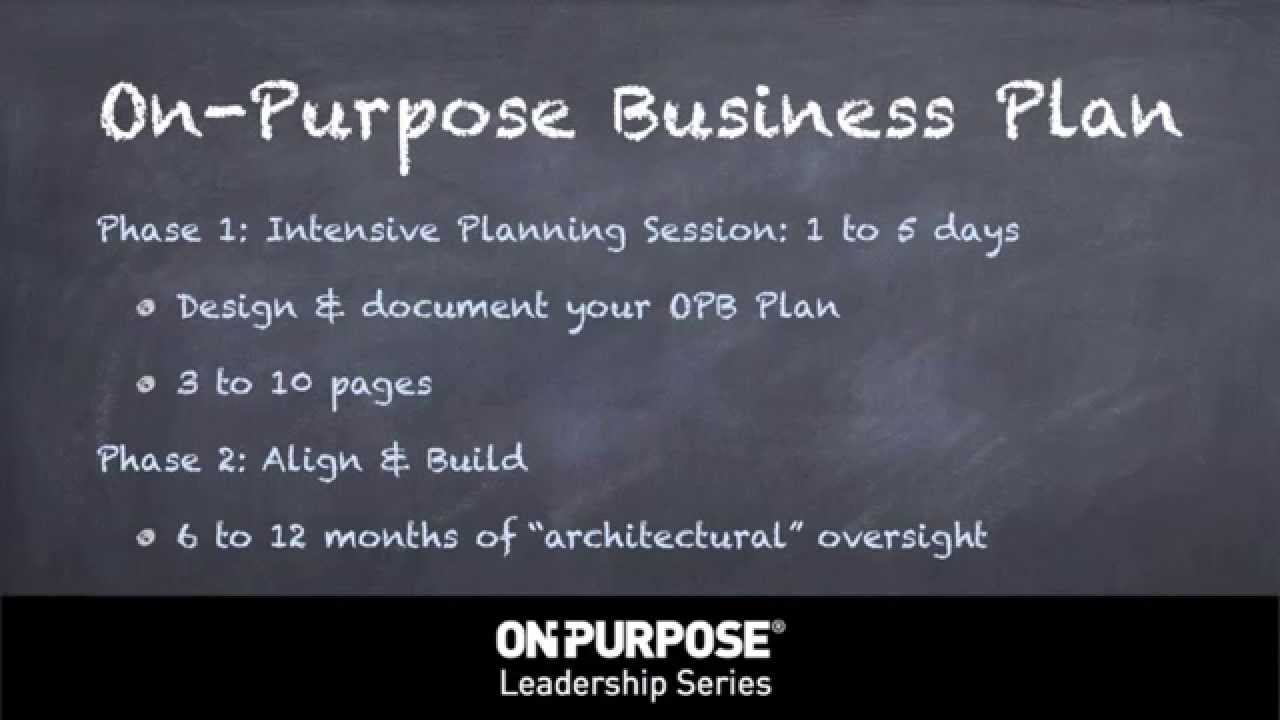 1whp business plan