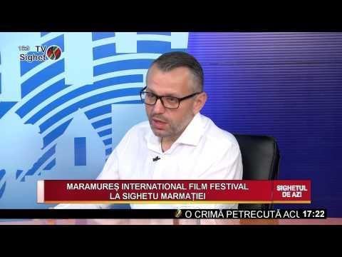 Sighetul de Azi 16 iulie 2015 - Maramures International Film Festival la Sighetu Marmatiei