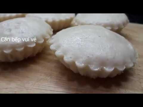 cách làm BÁNH BÒ HẤP phiên bản lười của Căn bếp vui vẻ