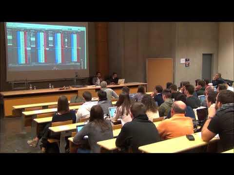 Financial Network Club - Conférence sur les Futures par Nabil BEROUAG, Trader chez Krechendo Trading