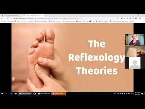 Healing with Reflexology