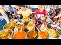 INDIAN STREET FOOD of YOUR DREAMS in Kolkata India  ENTER CURRY HEAVEN + BEST STREET FOOD in India