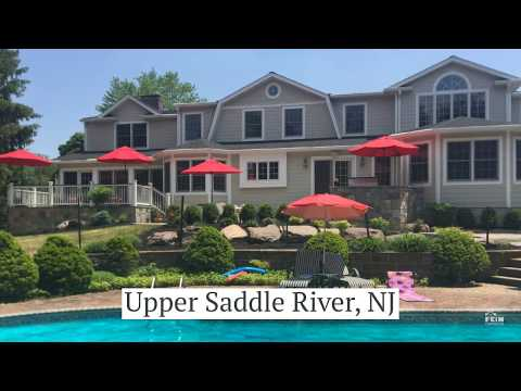 Upper Saddle, NJ Completely Renovated River Home