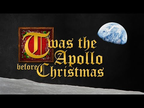'Twas the Apollo Before Christmas