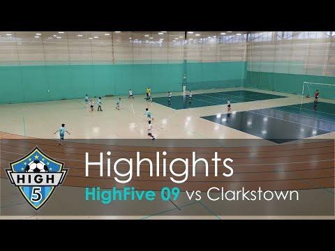 2019.1.06 RCC Game2: HighFive 09 vs Clarkstown