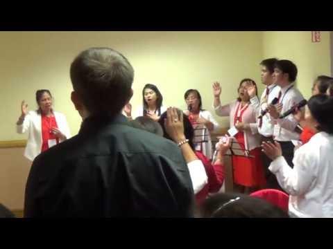 E Shaddai Dublin Chapter GAWAIN- Healing Message - Aug. 13, 2016