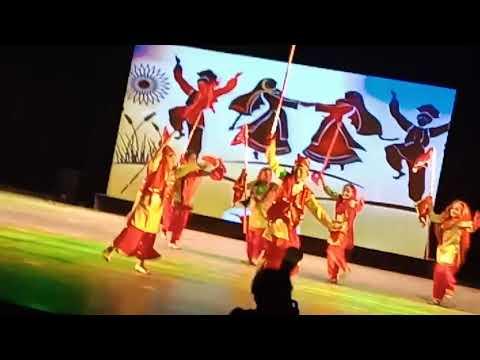 Group Dance....shrimanta Shankar Academy Dispur.