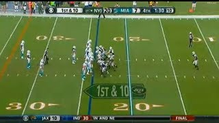 Dolphins vs Jets Another season down the drain ! Phins lose New york Jets Miami Dolphins