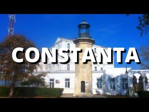 Casino Romania Constanta 2018 City Break Tour Vacation Black Sea Beach