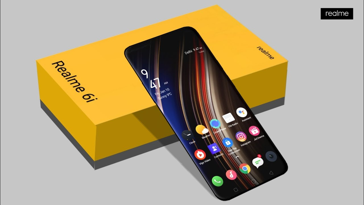 Realme 6i(Realme 6i) - First Look,Price in India,Launch in