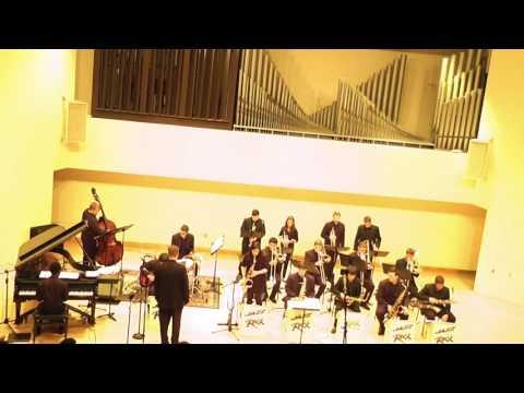 Wind Machine - Slippery Rock Jazz Ensemble