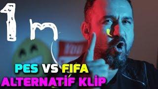 PES VS FIFA RAP ALTERNATİF KLİP ve KAMERA ARKASI