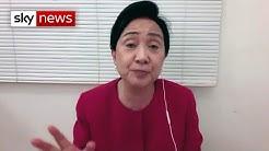 'UK cannot abandon the people of Hong Kong'