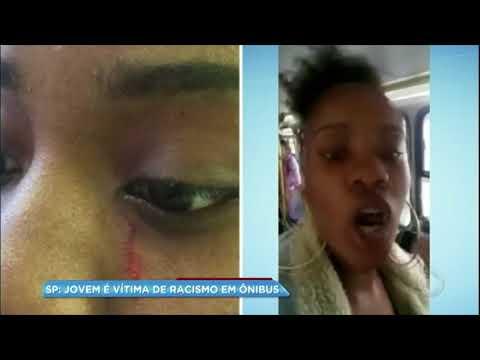 Estudante é vítima de racismo e agressão em ônibus