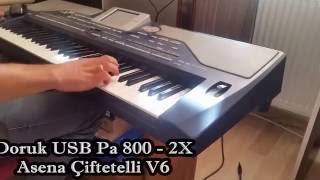 Download Doruk USB Pa800 - 2x - ASENA Çiftetelli V6 MP3 song and Music Video