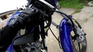 Как купить мотоцикл б/у. На примере Yamaha YBR 125