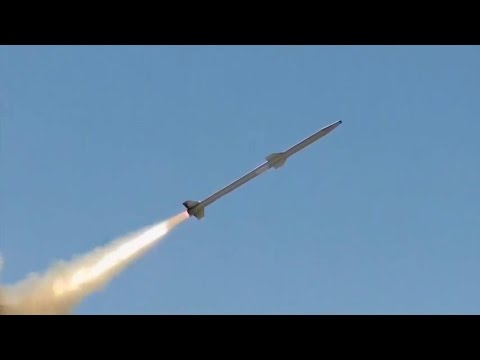 NAVAIR - Solid Fuel Ramjet Missile Unveiled [480p]