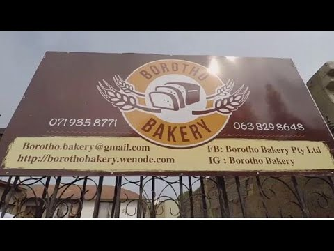 Township bakery in South Africa makes bread more affordable