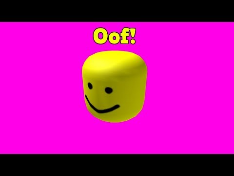 hqdefault the roblox oof meme youtube