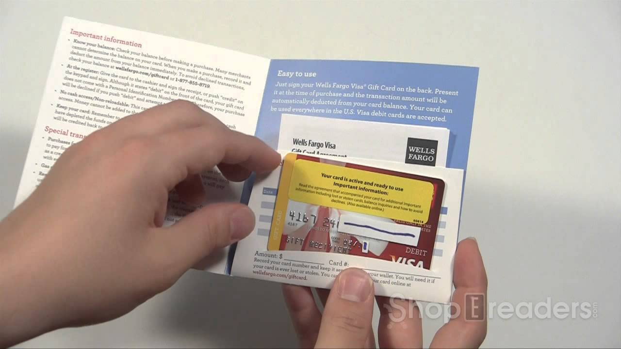 USA Visa Gift Cards - Unlock Amazon + B&N Appstore Content - YouTube