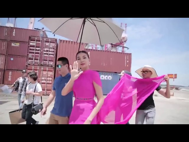 Tập 9 Asia's Next Top Model giống thử thách của Thanh Hằng thị phạm trong VNTM 2016.