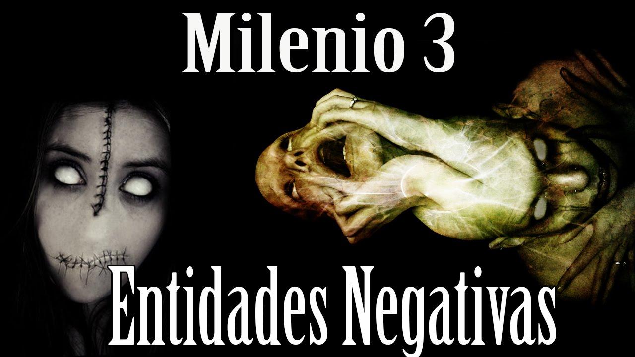 Milenio 3 entidades negativas youtube for Milenio 3 horario