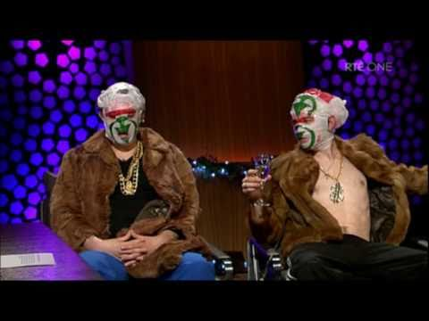 The Late Late Show - The Rubberbandits