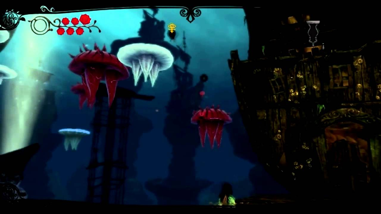 "Alice Madness Returns Walkthrough Chapter 2 alice: madness returns - chapter 2 (part 15) ""deluded depths"""
