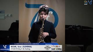 Aron Bizjak – Etude Ferling 8