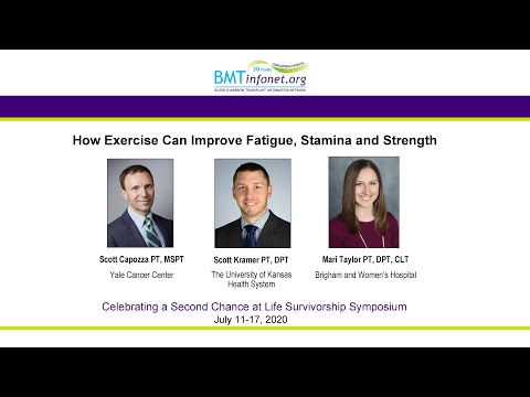 How Exercise Can Improve Fatigue