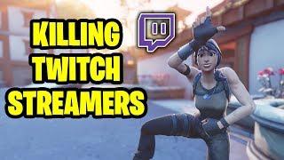 Flood vs. Twitch Streamers