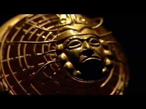 Around the World in 80 Treasures - e1 - Spider necklace of Sipán