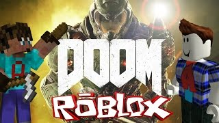 Doom in RoBlox - AVOID ROBLOX DOOM - FALL ASLEEP WHILE PLAYING THIS GAME