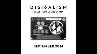 Digitalism  - Kassettenrecorder Mix - September 2014