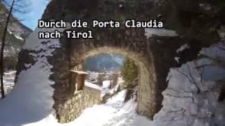 zu Fuß über die Alpen wandern Etappe 1: Mittenwald Seefeld