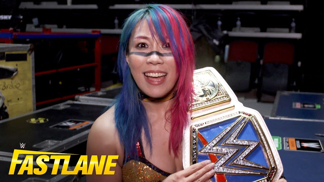 Asuka delivers a passionate message in Japanese: WWE Exclusive, March 10, 2019