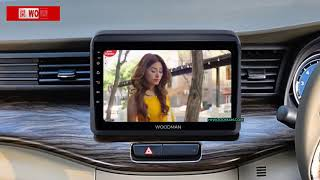 Woodman New Ertiga 9 Inch Display Android Car Music Player Android 8.12gb Ram16gb Rom