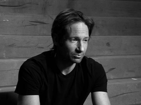 Hangin' with David Duchovny