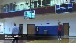 The Hoop Factory 2011 NBA Lockout workouts