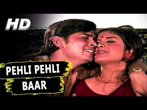 Pehli Pehli Baar | Asha Bhosle, Kishore...