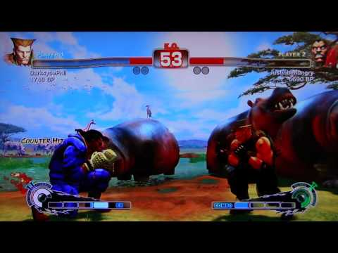 street fighter 4 matchmaking
