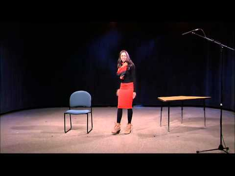 Download Youtube: Comedic Female Monologue