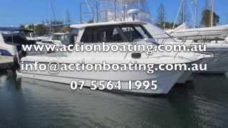 Kevlacat 3000 Express Cruiser for sale Action Boating boat sales Gold Coast