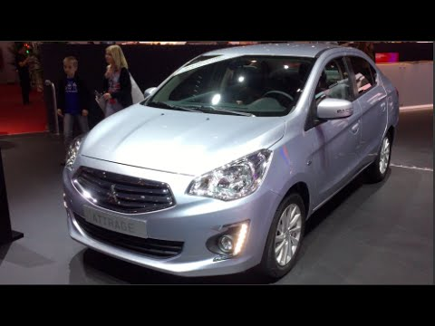 Mitsubishi mirage 2016 review