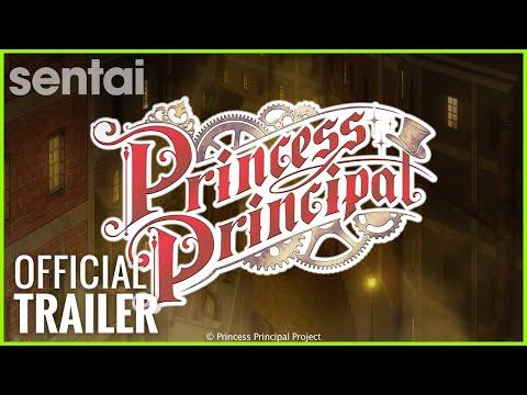 Princess Principal Official Trailer