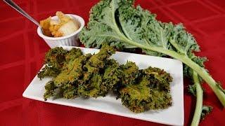 Kimchi Kale Chips
