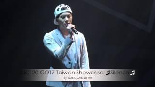 150120 GOT7 Taiwan Showcase Silence安靜 (Jackson focus) By WANGGA0328 왕家