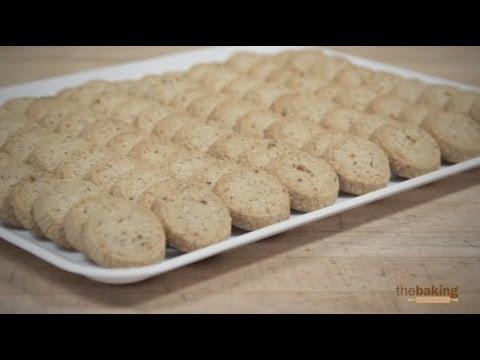 Hazelnut Icebox Cookies Recipe from American Almond