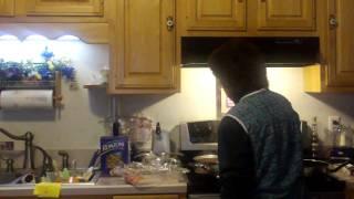 Chicken Cacciatore W Olives Pt 1