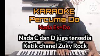 Karaoke PERCUMA DO D'fama Trio || Es=do Cip.Jonar Situmorang